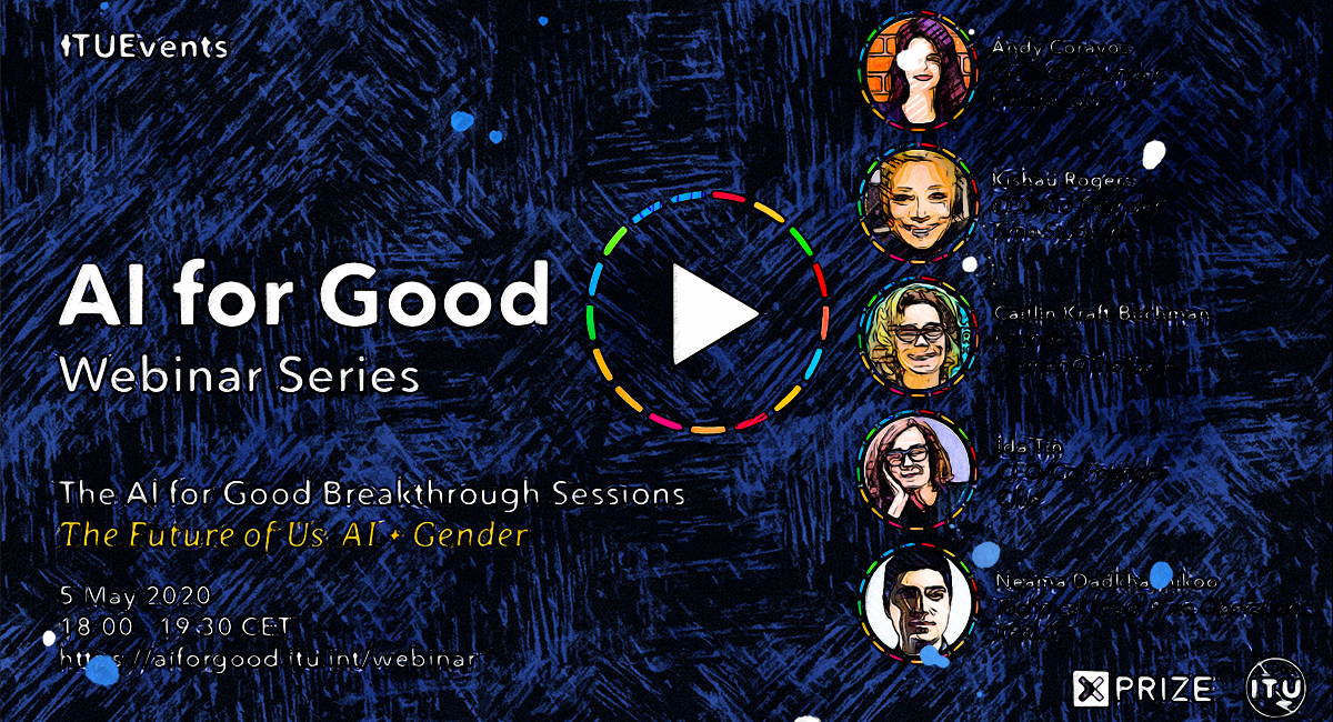 AI for Good Global Summit event flyer