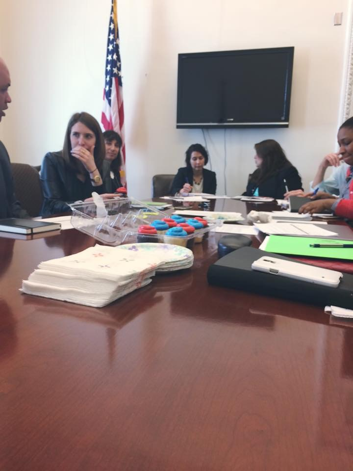 planning the White House Hackathon for Foster Care 2016