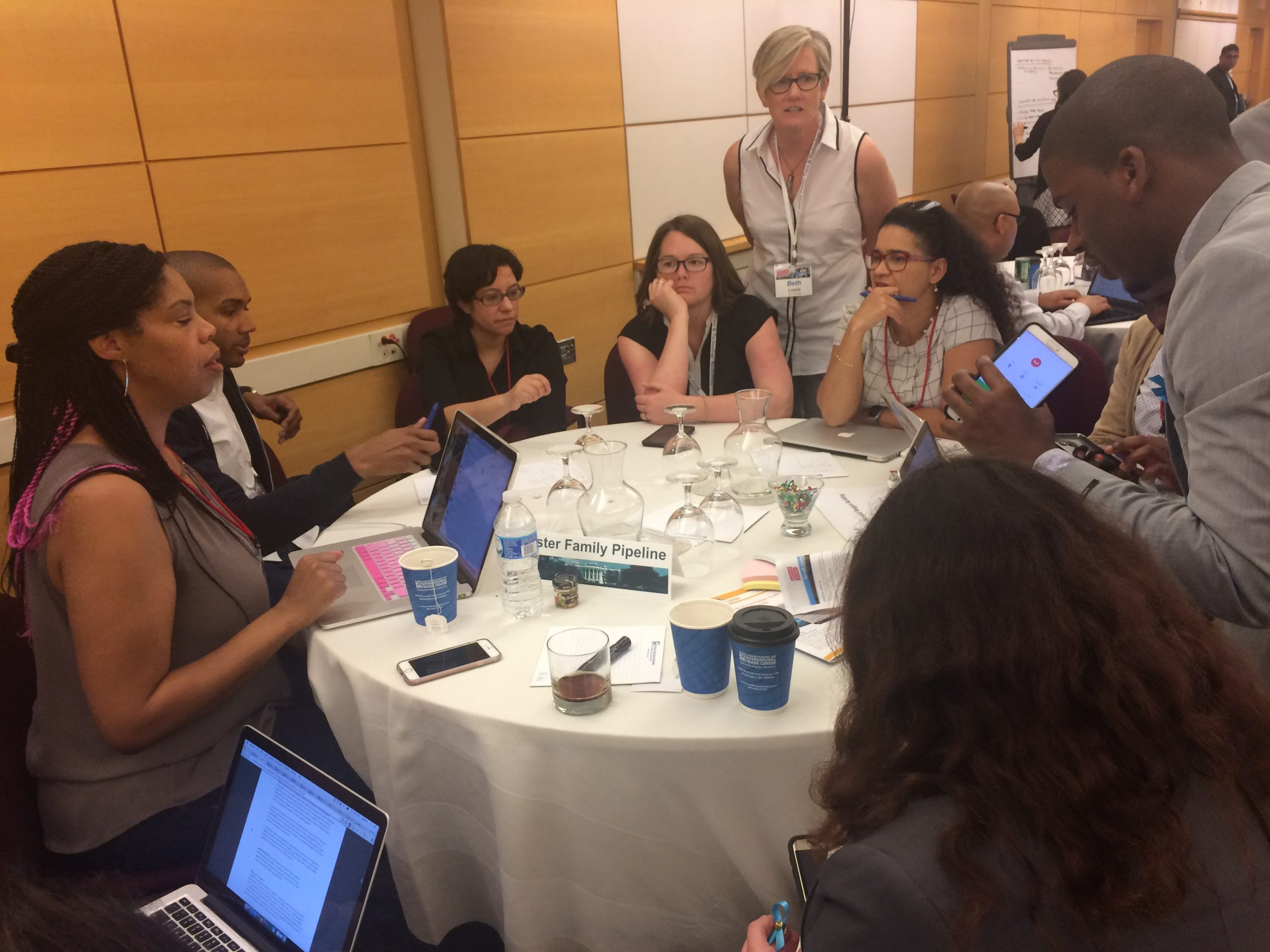 White House Hackathon for Foster Care 2016