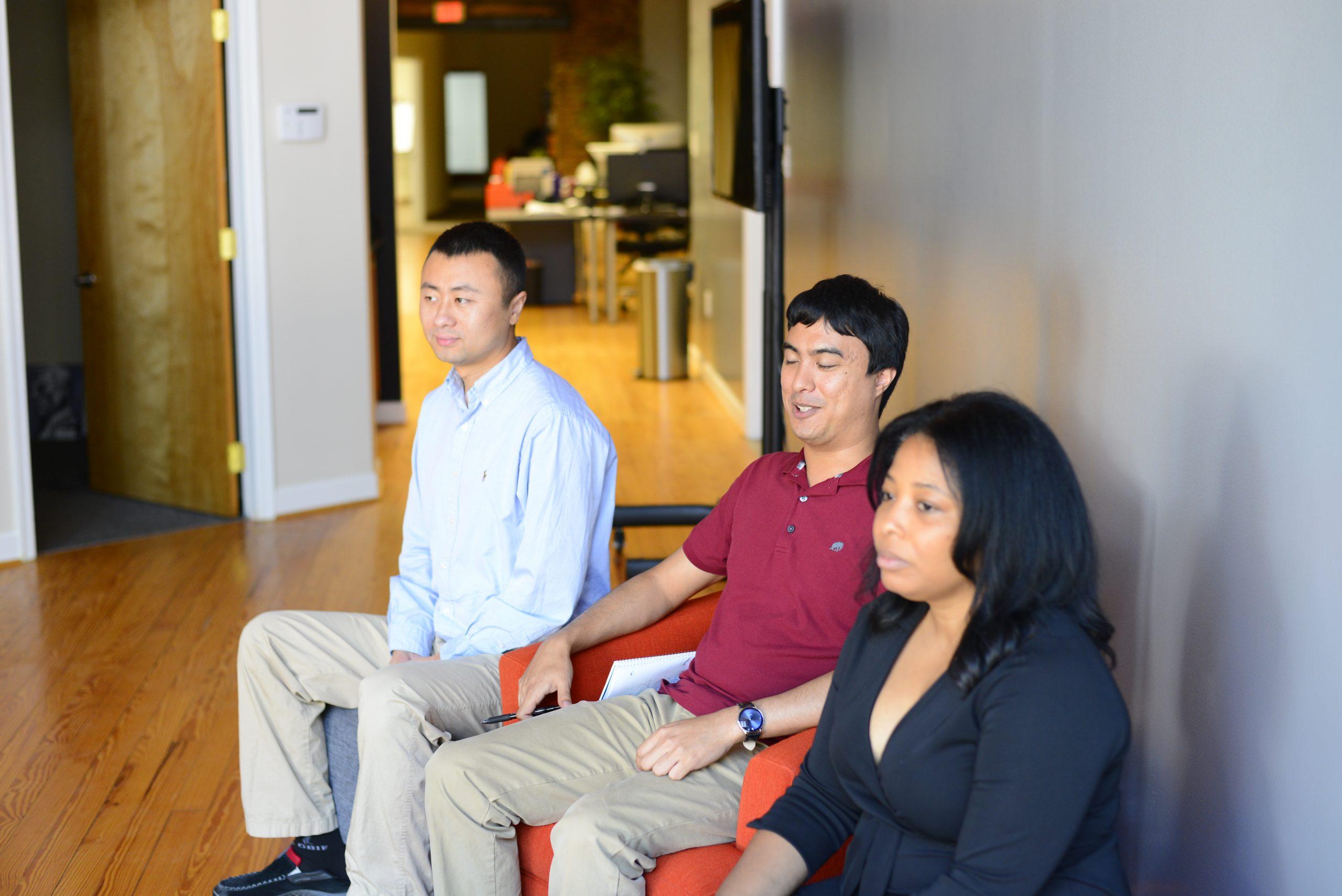 PeerLoc team in Richmond, VA